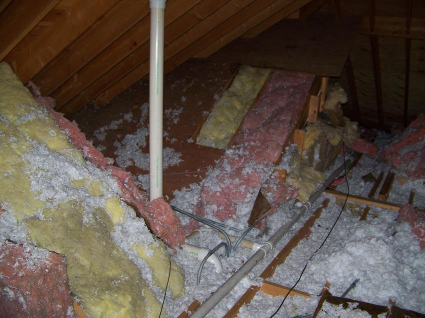 Decontamination Of Your Attic Insulation